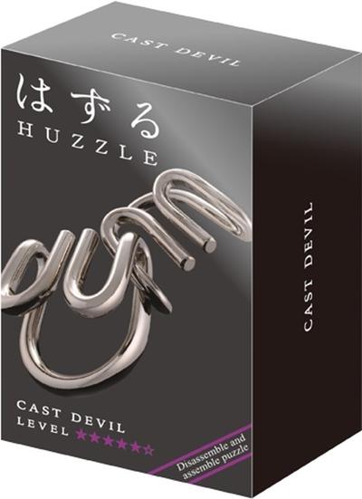 Huzzle Cast Devil *****