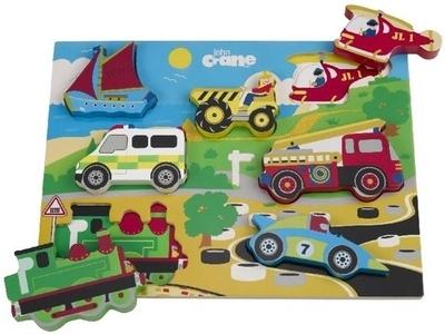Transport puzzel - Tidlo
