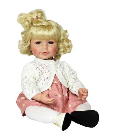 Adora Toddler Time Baby Emma met winteroutfit - 51cm
