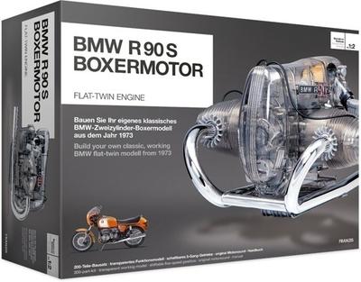BMW R90 S boxermotor - Franzis