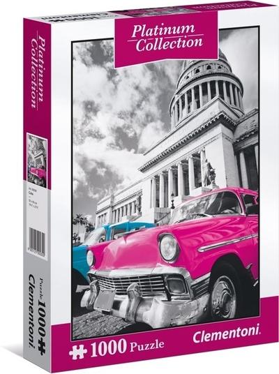 Legpuzzel Platinum Collectie Cuba - 1000 stukjes
