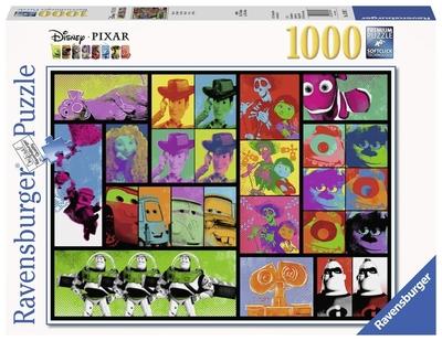 Legpuzzel - 1000 - Disney Pop Art