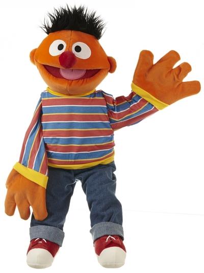 Handpop Ernie - 45cm