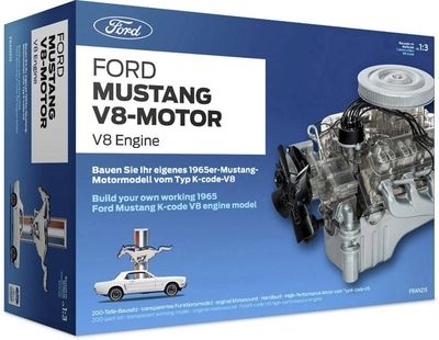 Ford Mustang V8 - Motor