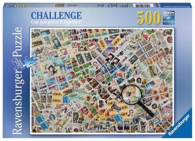 Legpuzzel - 1000 - Postzegels