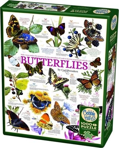 Legpuzzel - 1000 - Butterfly
