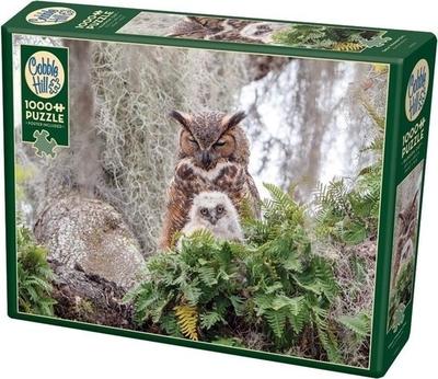 Legpuzzel - 1000 - Great Horned Owl