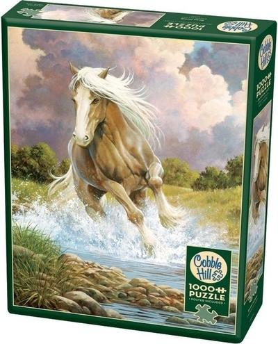 Legpuzzel - 1000 - River Horse
