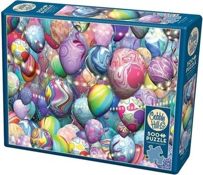 Legpuzzel - 500 - Ballonnen