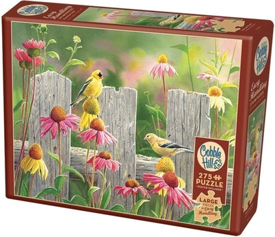 Legpuzzel - 275 - Vroege vogels