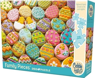 Legpuzzel - 350 - Easter Cookies