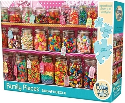 Legpuzzel - 350 - Candy Counter