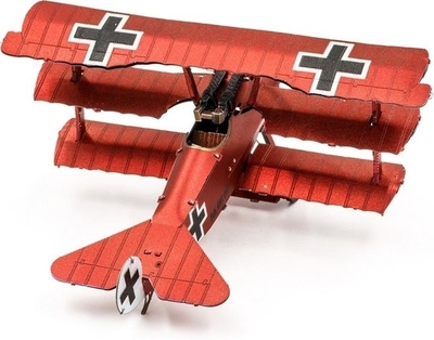 Fokker Dr. 1 Triplane - Metal Earth