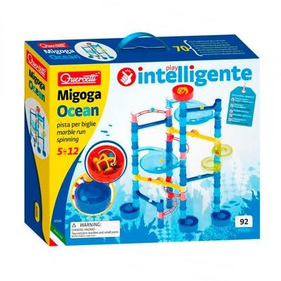 Quercetti knikkerbaan Migoga Ocean - 92 onderdelen