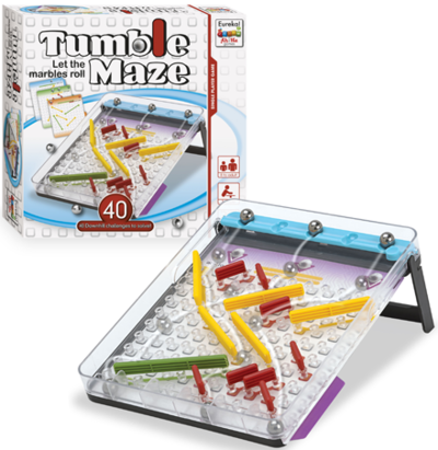 Tumble Maze - Eureka
