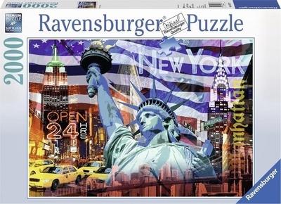 Legpuzzel - 2000 - New York