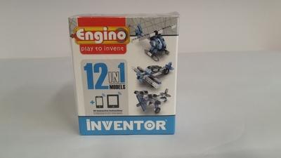 12 in 1 modellen vliegtuig - Engino