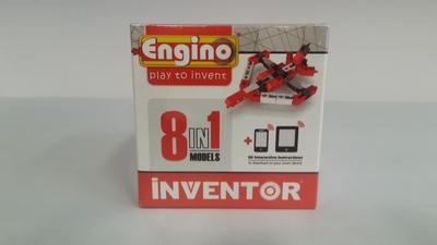 8 in 1 modellen vliegtuig - Engino