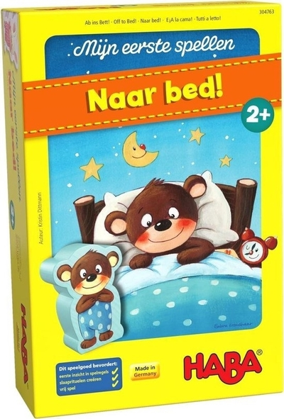 Mijn eerste spellen - Naar bed - Haba