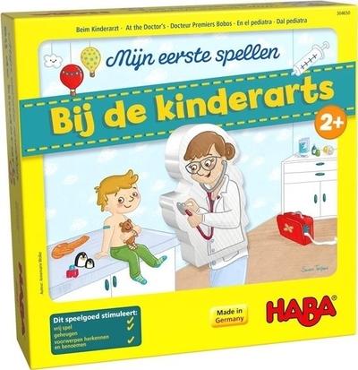 Mijn eerste spellen - Bij de kinderarts - Haba
