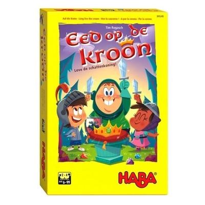 Eed op de kroon - Haba