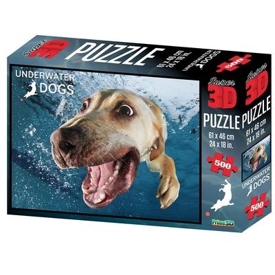 Legpuzzel 3D -500 - Labrador