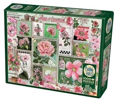 Legpuzzel - 1000 - Pink Flowers