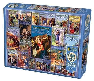 Legpuzzel - 1000 - Vintage Nancy Drew