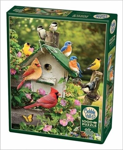 Legpuzzel - 1000 - Summer Birdhouse