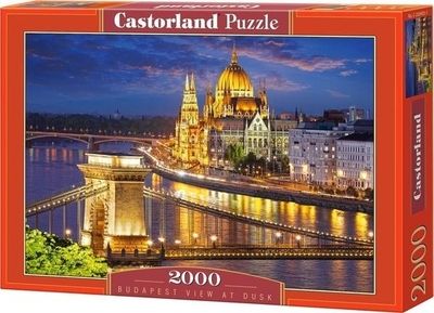 Legpuzzel - 2000 - Budapest