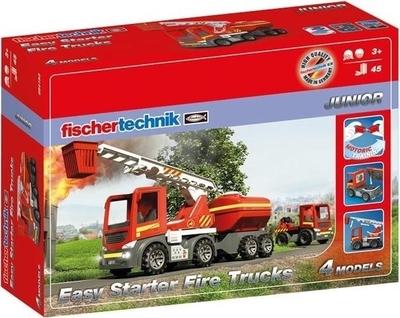 Fischertechnik Junior - Easy Starter Fire Trucks