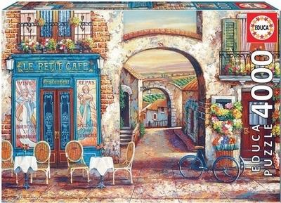 Legpuzzel - 4000 - Le Petit Cafe