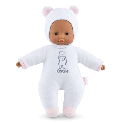 Corolle - Sweet Heart white bear - 30cm
