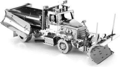 Freightliner 114SD Snow Plow - Metal Earth