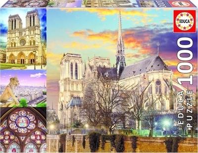 Legpuzzel - 1000 - Notre Dame