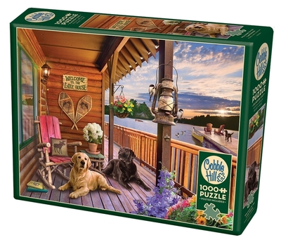 Legpuzzel - 1000 - Welcome to the Lake House