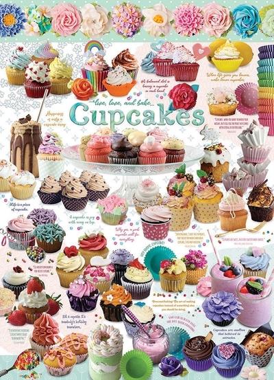 Legpuzzel - 1000 - Cupcakes