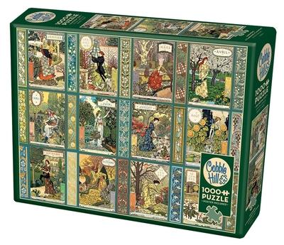 Legpuzzel - 1000 - Tuinman kalender