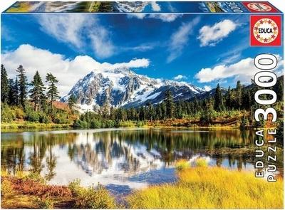 Legpuzzel - 3000- Mount Shuksan