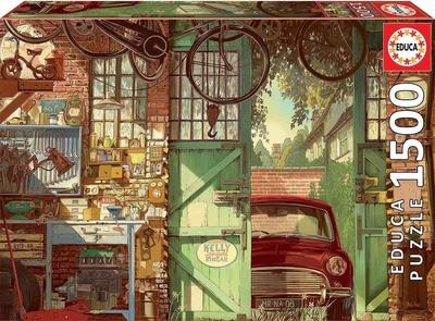 Legpuzzel - 1500 - Old Garage