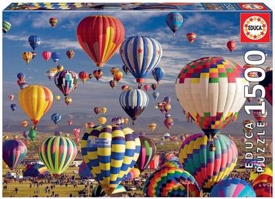 Legpuzzel - 1500 - Luchtballonnen