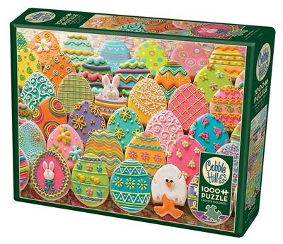 Legpuzzel - 1000 - Easter Eggs