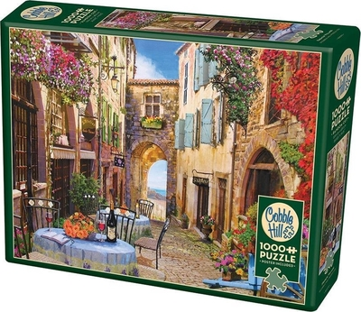 Legpuzzel - 1000 - French Village
