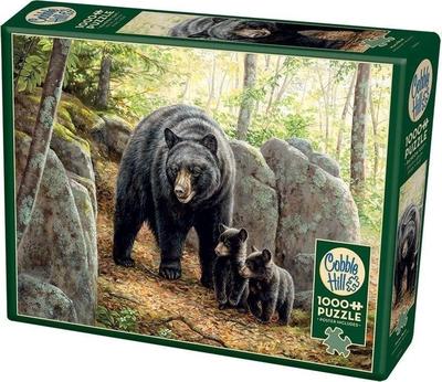 Legpuzzel - 1000 - Mama Bear
