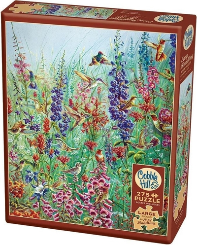 Legpuzzel - 275 - Garden Jewels