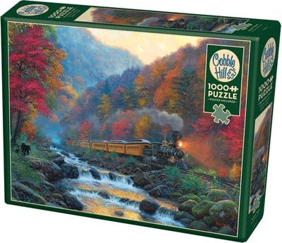 Legpuzzel - 1000 - Smoky Train