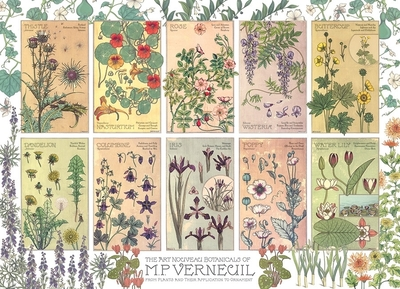 Legpuzzel - 1000 - Botanicals by Verneuil