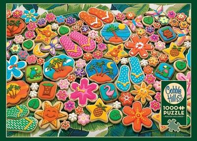 Legpuzzel - 1000 - Tropical Cookies