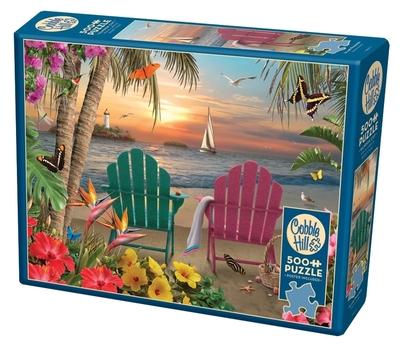 Legpuzzel - 500 - Island Paradise