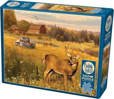 Legpuzzel - 500 - Deer field